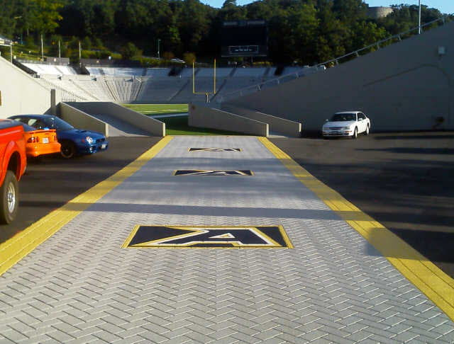 Photo 15 - Michie Stadium Main Field Entrence